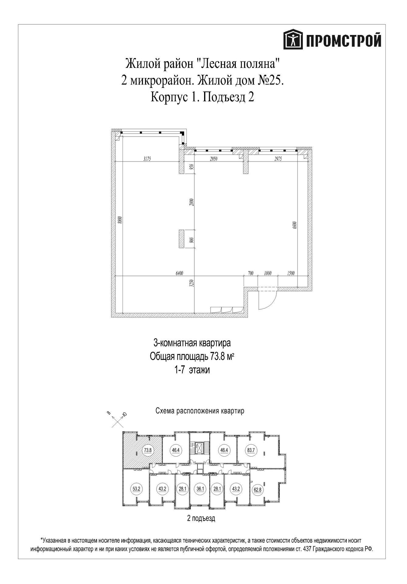 Планировки - 1
